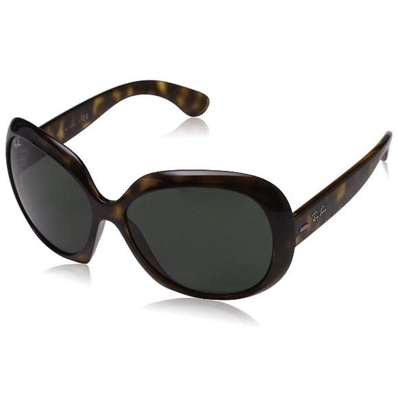 6384b2337f Ray-Bay Women s Oversized Jackie Ohh II Sunglasses.  M 5c6f448e951996d22f133b54